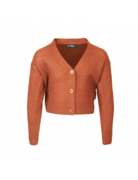 Someone Awesome - Gilet - Ines - Cognac
