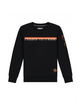 Skurk - Sweater - Silas - Black